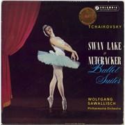 Pyotr Ilyich Tchaikovsky Tchaikovsky: Swan Lake & Nutcracker Ballet Suites UK vinyl LP