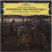 Click here for more info about 'Pyotr Ilyich Tchaikovsky - Tchaikovsky: Symphonie Nr. 6