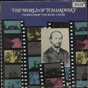 Pyotr Ilyich Tchaikovsky The World Of Tchaikovsky - Themes From