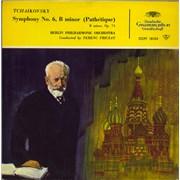 Pyotr Ilyich Tchaikovsky Tschaikowsky Symphonie Nr. 6