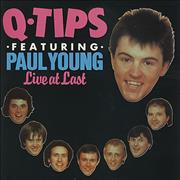 Click here for more info about 'Q-Tips - Live At Last - Colour picture sleeve'