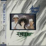 QED Animal Magic Japan vinyl LP Promo