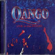 Qango Live In The Hood UK CD album
