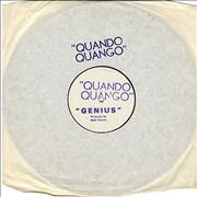 Click here for more info about 'Quando Quango - Genius - Test Pressing'