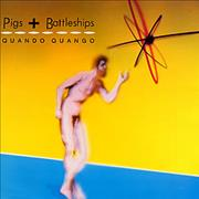 Click here for more info about 'Quando Quango - Pigs + Battleships'
