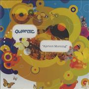 Click here for more info about 'Quantic - Apricot Morning'