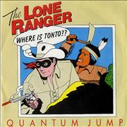 Click here for more info about 'Quantum Jump - The Lone Ranger - P/S'