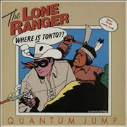 Click here for more info about 'Quantum Jump - The Lone Ranger'