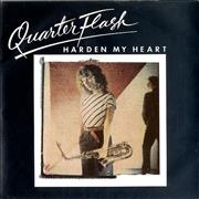 Click here for more info about 'Quarterflash - Harden My Heart'