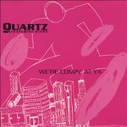 Click here for more info about 'Quartz (House) - We're Comin' At Ya'