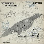Click here for more info about 'Quartz - Nantucket Sleighride - Autographed'