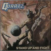 Click here for more info about 'Quartz - Stand Up And Fight'
