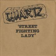 Click here for more info about 'Quartz - Street Fighting Lady'