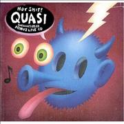 Click here for more info about 'Quasi - Hot Shit With Bonus Live CD'