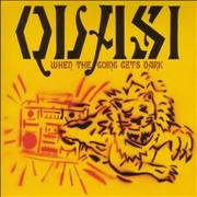 Click here for more info about 'Quasi - When The Going Gets Dark'