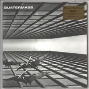 Click here for more info about 'Quatermass - Quatermass - 180gm Silver Vinyl - Sealed'