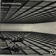 Click here for more info about 'Quatermass - Quatermass - 1st - VG'