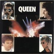 Click here for more info about 'Queen - 10th Anniversary Parco Queen Japan Tour '82 + Ticket Stub'