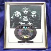 Click here for more info about 'Queen - 1973-1992 - Presentation Disc'