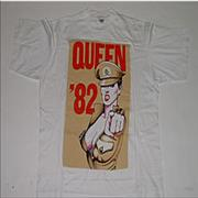 Click here for more info about 'Queen - 1982 Tour T-Shirt'
