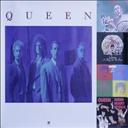 Click here for more info about 'Queen - 1991 Reissue Campaign'