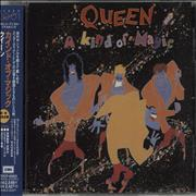 Click here for more info about 'Queen - A Kind Of Magic - 1st Obi'