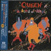 Click here for more info about 'Queen - A Kind Of Magic - 2nd Obi'
