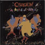 Queen A Kind Of Magic - EX UK vinyl LP