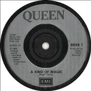 Click here for more info about 'Queen - A Kind Of Magic - Injection Labels'