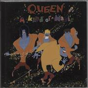 Click here for more info about 'Queen - A Kind Of Magic - Promo stickered outer'