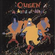 Queen A Kind Of Magic UK vinyl LP