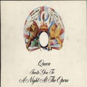 Click here for more info about 'A Night At The Opera - EX'