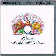 Queen A Night At The Opera UK Blu Ray Audio