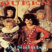 Click here for more info about 'Queen - A Salute'