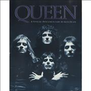Click here for more info about 'Queen - A Visual Documentary'