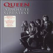 Click here for more info about 'Queen - Absolute Greatest - Sealed'