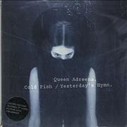 Click here for more info about 'Queen Adreena - Cold Fish / Yesterday's Hymn'