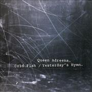 Click here for more info about 'Queen Adreena - Cold Fish/Yesterday's Hymn'