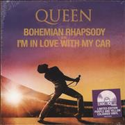 Click here for more info about 'Queen - Bohemian Rhapsody - RSD19 - Coloured Vinyl - Sealed'