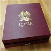 Click here for more info about 'Queen - Box Of Tricks - CD & Cassette + Mailer Box'
