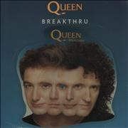 Click here for more info about 'Queen - Breakthru - EX'