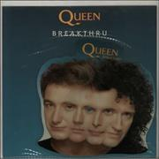 Click here for more info about 'Queen - Breakthru'