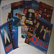 Click here for more info about 'Queen - Calendar Set'