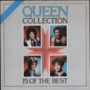 Click here for more info about 'Queen - Collection: 15 Of The Best'