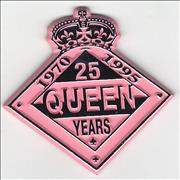 Click here for more info about 'Queen - Collection Of Badges'