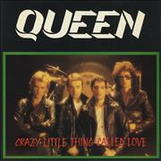 Click here for more info about 'Queen - Crazy Little Thing Called Love - P/S'
