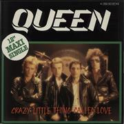 Click here for more info about 'Queen - Crazy Little Thing Called Love - EX'