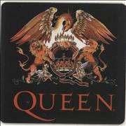 Click here for more info about 'Queen - Crest Mousemat'