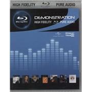 Queen Demonstration UK Blu Ray Audio Promo
