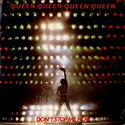 Click here for more info about 'Queen - Don't Stop Me Now - A Label'